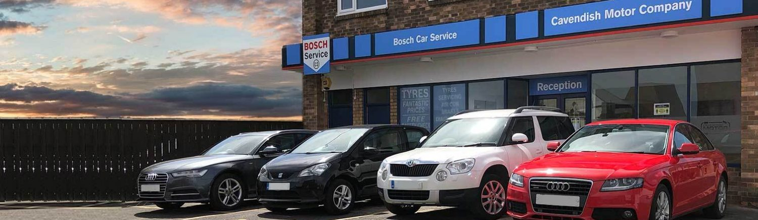 Cavendish Motors Ashington